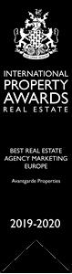 Best Real Estate Agency Marketing Europe - Award Winner 2019-2020