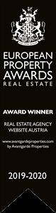 Real Estate Agency Website Austria - Award Winner 2019-2020