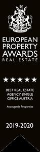 Best Real Estate Agency Single Office Austria - Award Winner 2019-2020