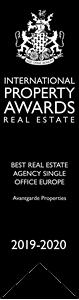 Best Real Estate Agency Single Office Europe - Award Winner 2019-2020